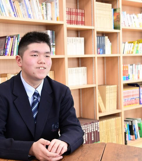 【大阪つくば開成】不安なく学校に登校できています